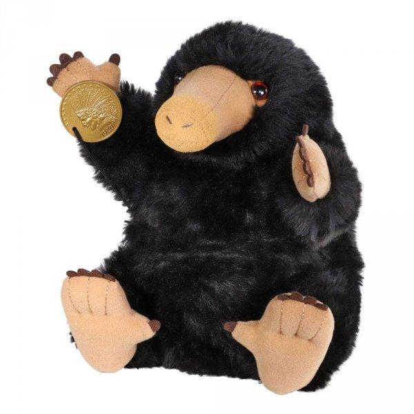 Fantastyczne zwierzęta - Maskotka interaktywna Niffler Niuchacz 23 cm