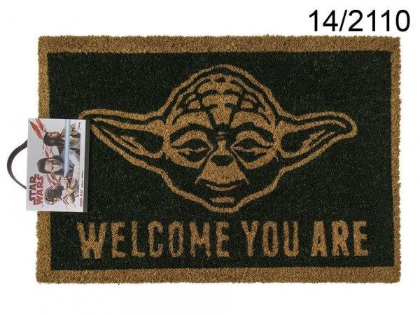 Star Wars - Wycieraczka Yoda - Welcome you are