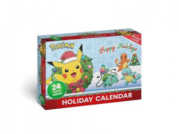 Pokemon - Kalendarz adwentowy