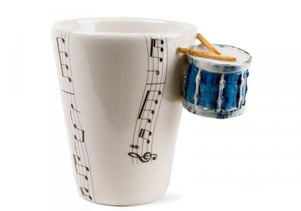Kubek dla muzyka - perkusja