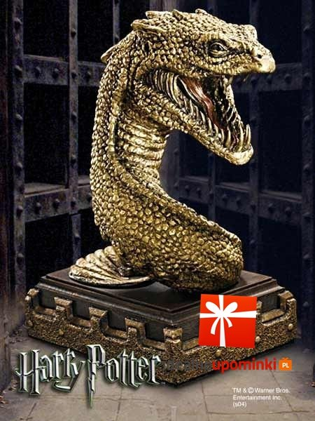 Podstawka / podpórka do książek Bazyliszek - Harry Potter