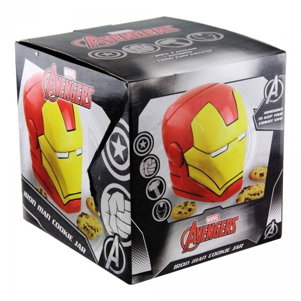 Marvel - Pojemnik na ciastka - Iron Man