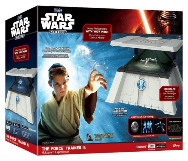 Star Wars - Zestaw treningowy Jedi Star Wars Force Trainer 2 - urządzenie EEG