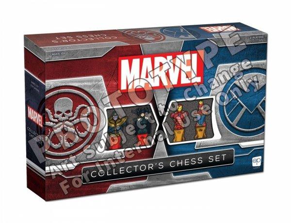 Marvel - Szachy