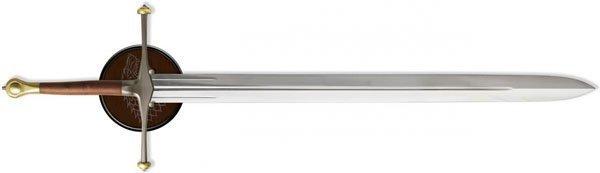 Gra o Tron - miecz Lód Eddard Stark 146 cm replika 1:1