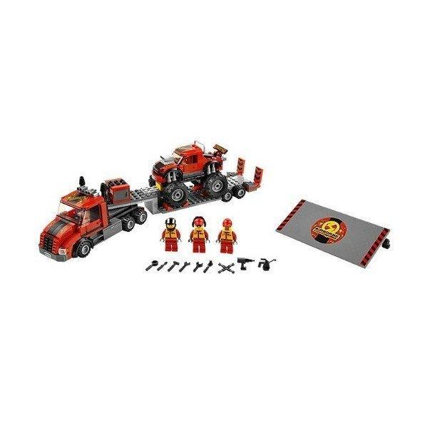 LEGO CITY 60027 - TRANSPORTER MONSTER TRUCKÓW