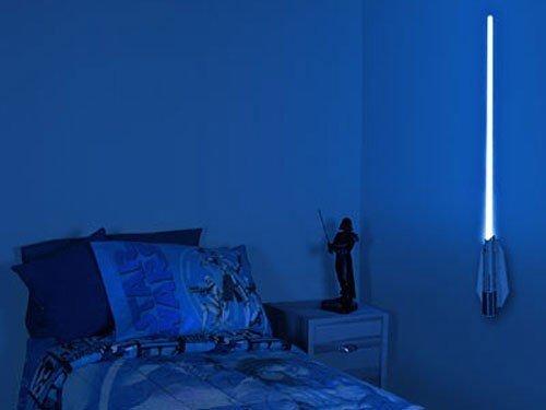 Star Wars miecz świetlny - Lampka nocna - Gwiezdne Wojny