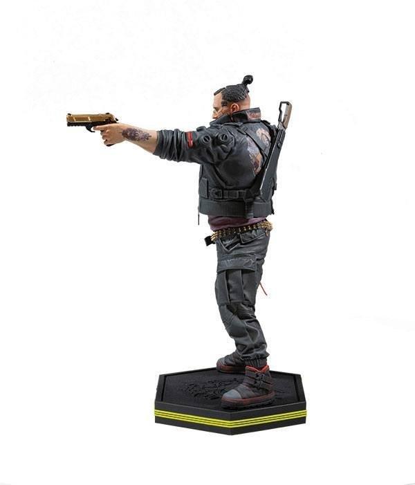 Cyberpunk 2077 - Figurka Jackie Welles 25 cm