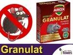 AROX Granulat na myszy i szczury 100g