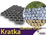 Kratka trawnikowa Garden Grid (537x 521x 40mm) 1szt.