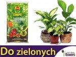 Podłoże do domowych roślin zielonych COMPO 20 l
