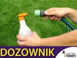 Dozownik na wąż ogrodowy do aplikacji preparatów Entonem, Larvanem i Capsanem