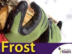 Zimowe Rękawice Ogrodnicze - Frost- Super ciepłe.