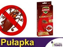 AROX Pułapka lepowa na karaluchy