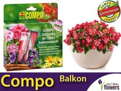 Odżywka do roślin balkonowych 5 x 30 ml