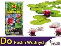 Podłoże do roślin wodnych COMPO 20L