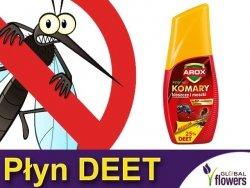 AROX Płyn odstraszający na komary i kleszcze (DEET Medium) 50 ml