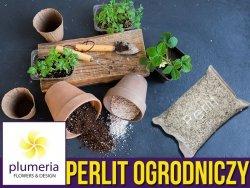 Perlit idealny do wysiewu i sadzenia - dodatek spulchniający 1 L