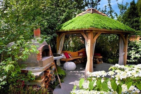 ogród na dachu w bloku koszt