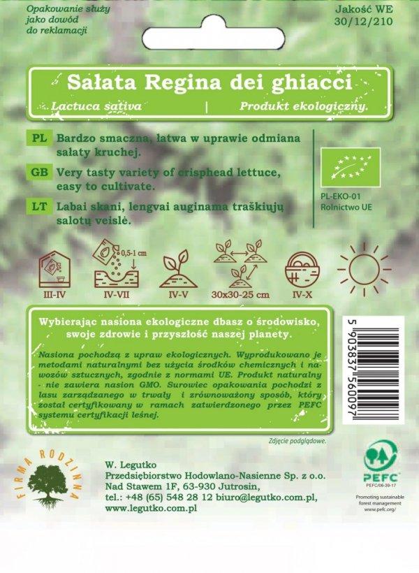 Uprawa ekologiczna sałaty