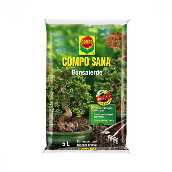 COMPO Podłoże do bonsai 5L