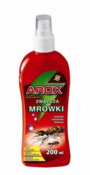 Arox MRÓWKOTOX Płynny preparat na mrówki 200ml