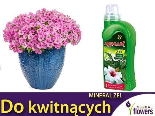 Agrecol Nawóz Mineral Żel do roślin kwitnących 1l