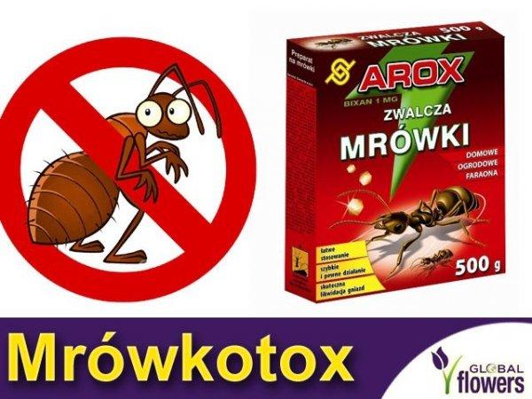 Arox MRÓWKOTOX Preparat na mrówki 500g