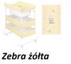 zebra żółta