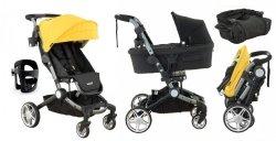 wózek wielofunkcyjny COAST Larktale 2w1 9,6 kg , waga dziecka 23,5 kg