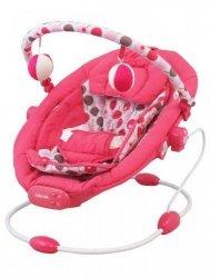 Alexis Leżaczek różowy LCP-BR245-014 Baby mix