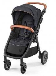 nowość wózek spacerowy LOOK Air koła pompowane BABY DESIGN