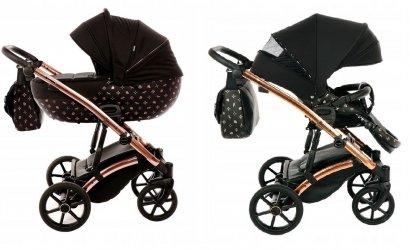 wózek LARET IMPERIAL 2w1 (gondola+spacerówka<br />) TAKO