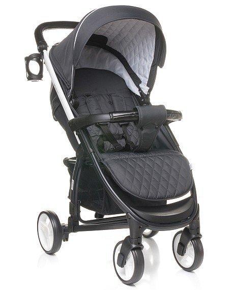 wózek spacerowy ATOMIC+dodatki  4 BABY