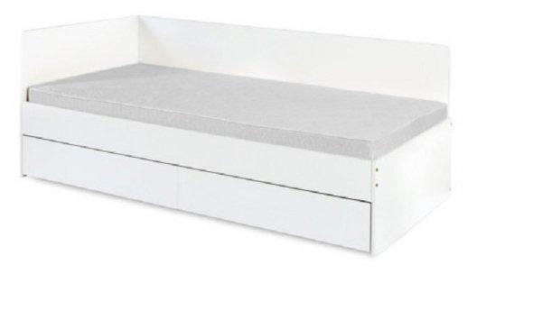 Łóżko TOP Paris  z szufladą 200/90 cm KLUPŚ