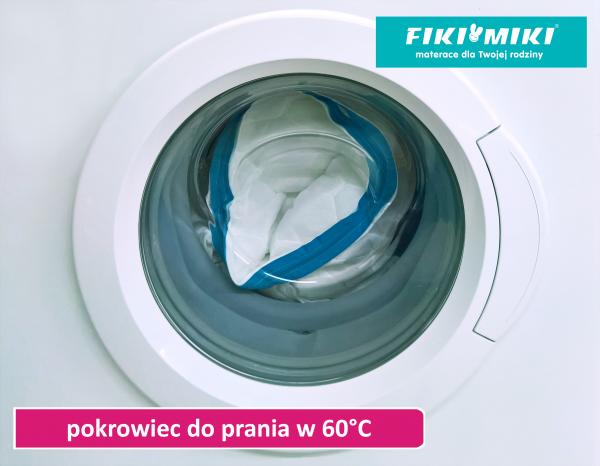 Materac Lateksowo-Piankowo-Kokosowy PRESTIGE Line 120/60/12 cm FIKIMIKI
