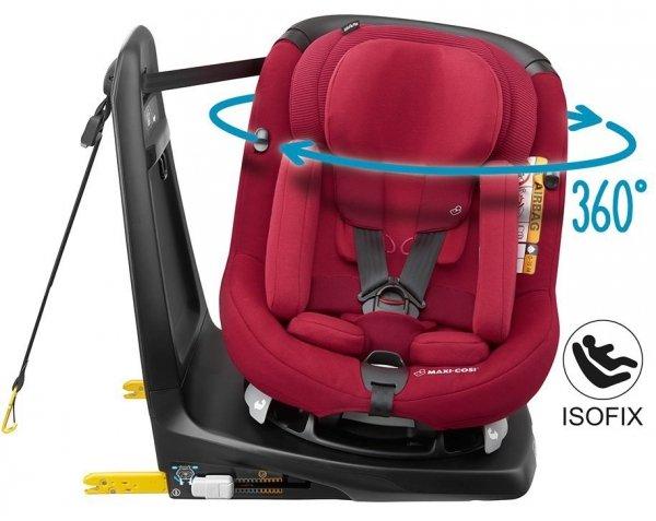 fotelik samochodowy AXISSfix ISOFIX i-Size 9-18 kg MAXI-COSI