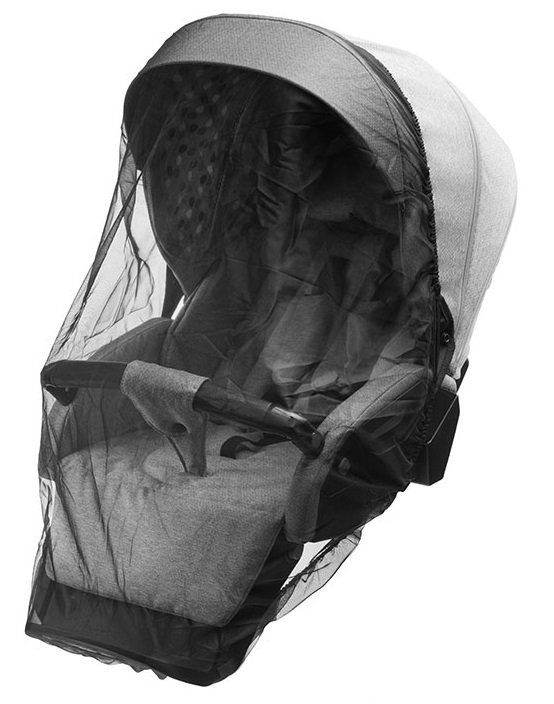 moskitiera do spacerówki