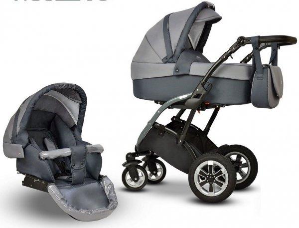 Elmo 2018 wózek wielofunkcyjny 2w1 CONECO