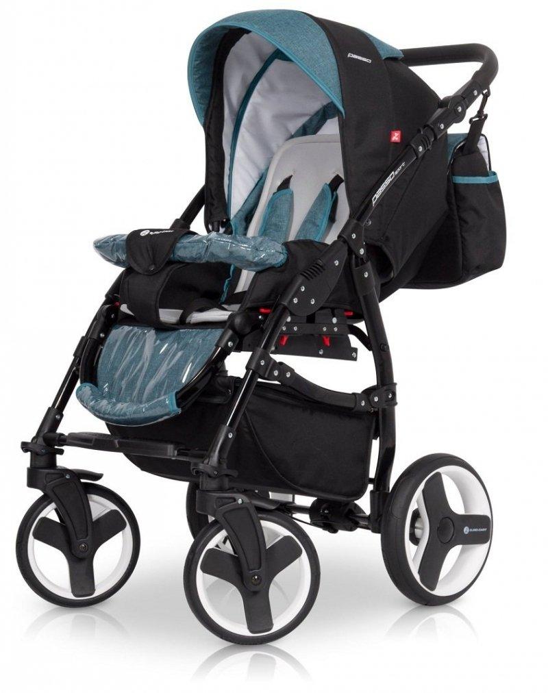 wózek wielofunkcyjny PASSO Sport 2w1 EUROCART