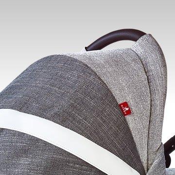 wózek wielofunkcyjny TIRSO  i TIRSO ECCO 2018  (gondola+spacerówk + fotelik ) TUTEK