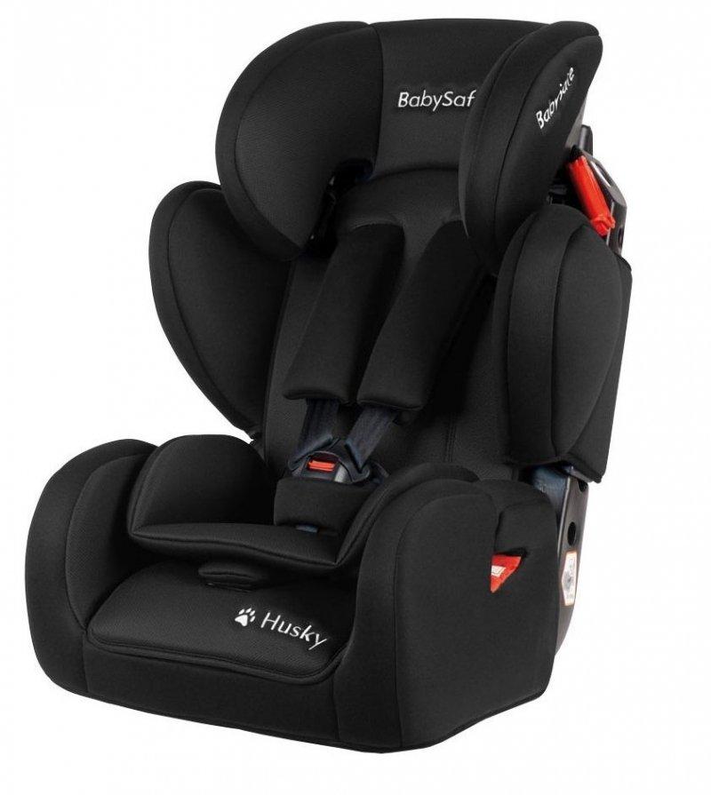 2021  fotelik SAMOCHODOWY   Husky 9-36 kg BabySafe