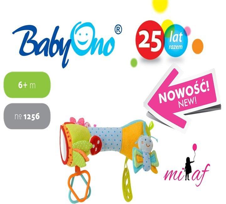 WALEC EDUKACYJNY WELUROWY Baby ono kod  1256