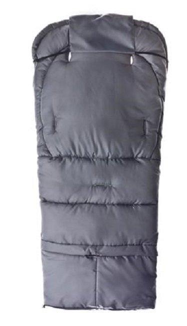 Śpiworek regulowany 4w1 do wózka . fotelika i na sanki POLAR  Sensillo  CZARNY/BEŻ BLACK/BEIGE