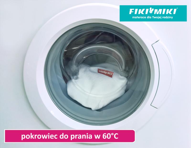 "Materac ""LUX ""KOMFORT line  KOKOS-PIANKA Pur -KOKOS 120/60/8,5 cm FIKIMIKI"