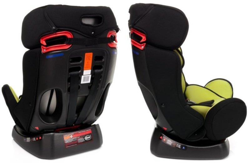FREEWAY fotelik samochodowy przodem i tyłem 0-25 kg 4BABY