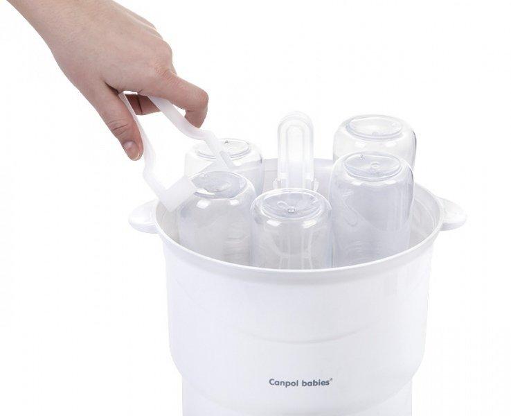 Elektryczny sterylizator parowy CANPOL