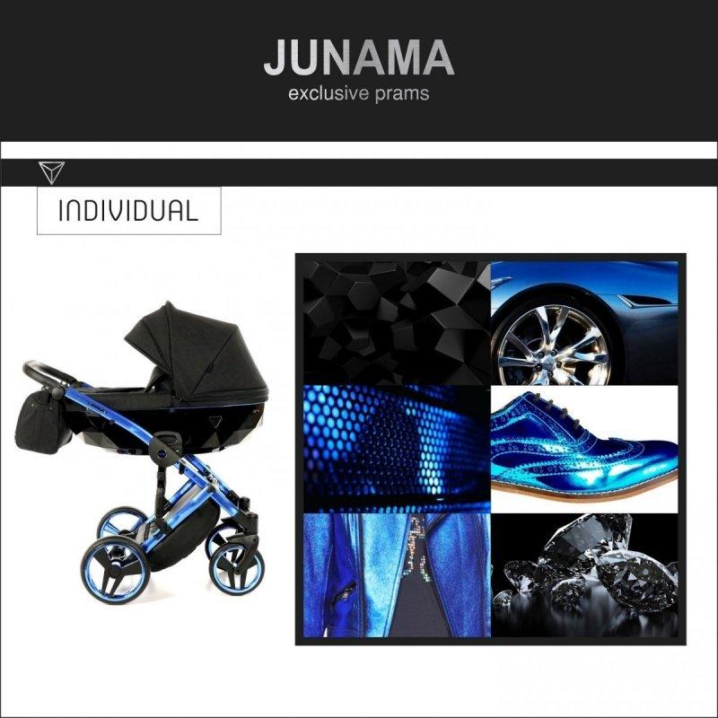 wózek  3w1 DIAMOND INDIVIDUAL JUNAMA TAKO