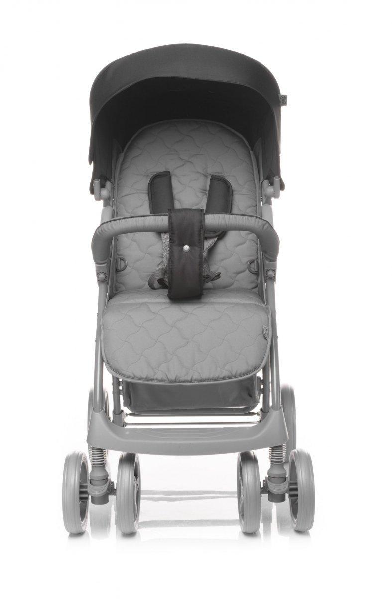 wózek spacerowy GUIDO  firmy 4 BABY 2018  + osłonka