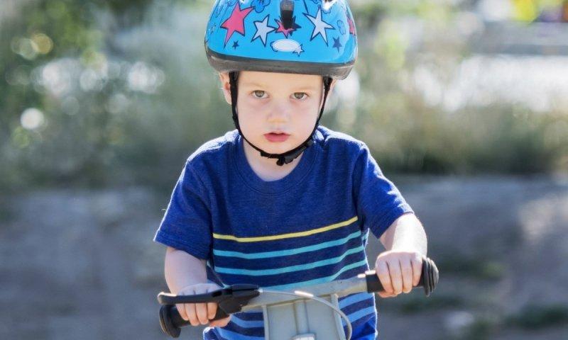 Rowerek biegowy WOOD  TOYZ  GREY